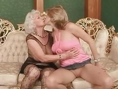Lusty Grandmas and Hot Teens
