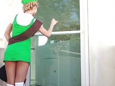 This Girl Scout Knows How To Work It