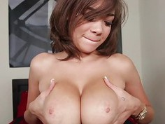 POV Fuck with Busty Cassidy Banks