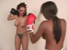 JMR Topless Boxing