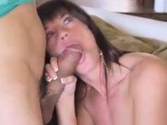 Rimmed Teen Sucks Dick